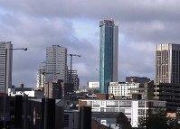 Birmingham-Skyline
