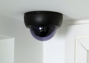 internal-dome-camera-installation