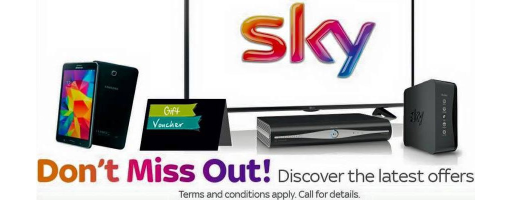 Don't Miss Out - Sky Offers
